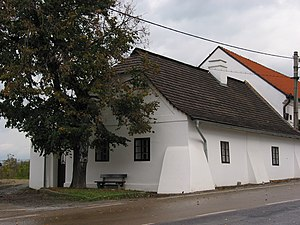Vítězslav Hálek - Birthhouse in Dolínek, Czech Republic.