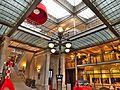 Hall d'entrée du centre belge de la bande dessinée.jpg