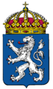 Coat of airms o Halland
