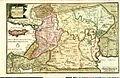Halma. Descriptio Paradisi et Terrae Canaan, regionumque a Patriarchis primum habitatarum. 1707.jpg