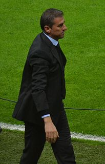Hamza Hamzaoğlu Turkish footballer and manager