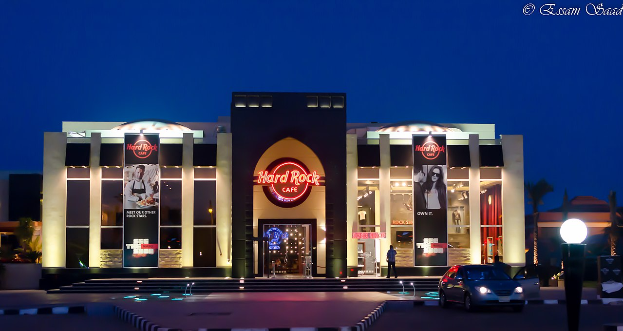 Hard Rock Cafe Typ