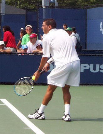 Harel Levy - Harel Levy at the 2004 U.S. Open