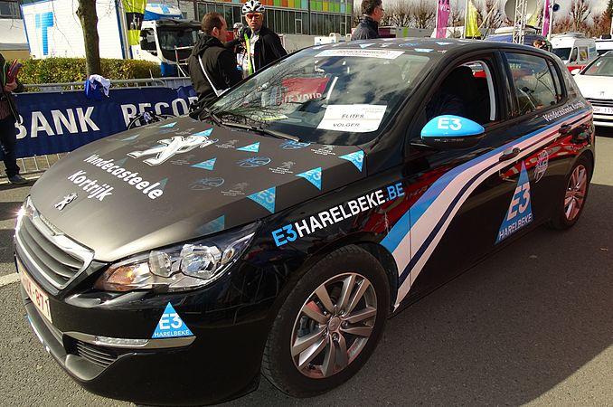 Harelbeke - E3 Harelbeke, 27 maart 2015 (E47, E3 Sprint Challenge).JPG