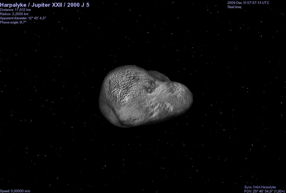 Harpalyke (moon)