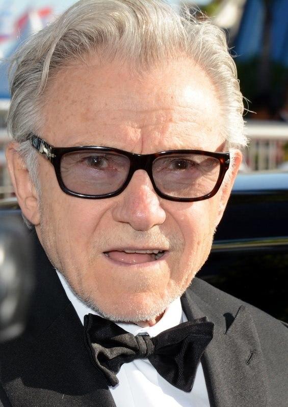 Harvey Keitel Cannes 2015