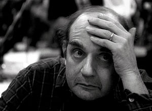 Harvey Pekar - Harvey Pekar at WonderCon 2005, San Francisco