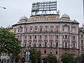 Hatschek house (1895). Facade. - 5 Nyugati Square, Budapest.JPG