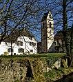 Hauingen, Kirche und Pfarrhaus.jpg