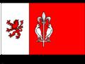 Hauptsatzung der Stadt Wesseling Hissflagge.png