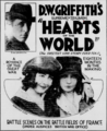 Hearts of the World Ad True Northerner 1918.png