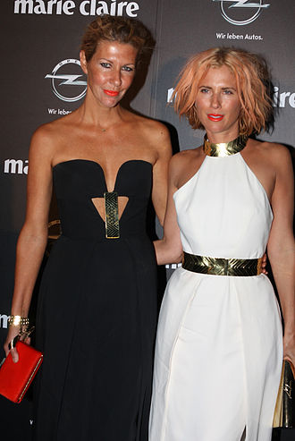 Sass & bide - Middleton and Clarke in 2013
