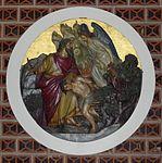 Heilig-Kreuz (Berlin-Wilmersdorf) Opferung des Isaak.JPG