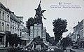 Heldenmonument Zottegem (historische prentbriefkaart) 07.jpg