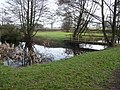 Hen Gwrt moated site at Llantilio Crossenny, Monmouthshire (geograph 3374736).jpg