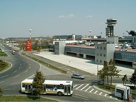 Aéroport international Henri-Coandă