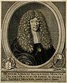 Henricus Volgnad. Line engraving by J. Tscherning, 1685. Wellcome V0006094.jpg