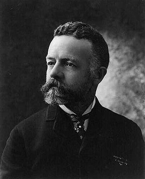 67th United States Congress - Senate Majority Leader Henry Cabot Lodge