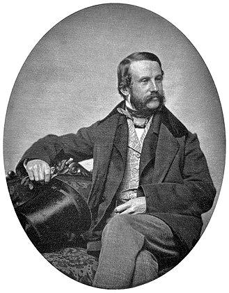 Henry Jacob Bigelow - Bigelow c. 1854