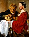 Herodias mutilating St John the Baptist's head Wellcome L0016668.jpg