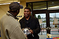 Herschel Walker at Camp Withycombe, 2012 088 (8454289423) (6).jpg