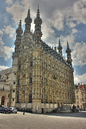 Portail Brabant Flamand Wikip 233 Dia