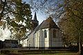 Het witte kerkje op de brink in Enspijk..jpg
