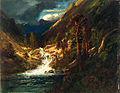 Hetch Hetchy Side Canyon, II, by William Keith, c1908.jpg