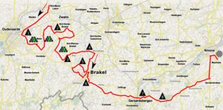 2018 Omloop Het Nieuwsblad (womens race) cycling race
