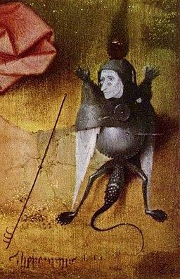 Hieronymus Bosch 089 (detail)