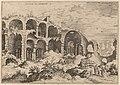 Hieronymus Cock, Third View of the Colosseum, probably 1550, NGA 91332.jpg
