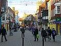 High Street, Salisbury, looking north - geograph.org.uk - 1052582.jpg