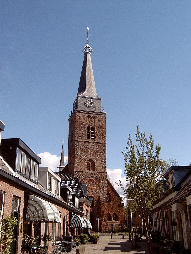 Maartenskerk in Hillegom | Monument - Rijksmonumenten.nl