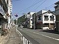 Hiroshima Prefectural Road No.59 near Tadanoumi Station.jpg
