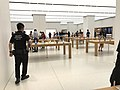 Hk Kwan tong apm mall shop Apple Store interior august 2017 01.jpg