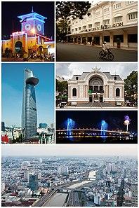 Hô Chi Minh Ville