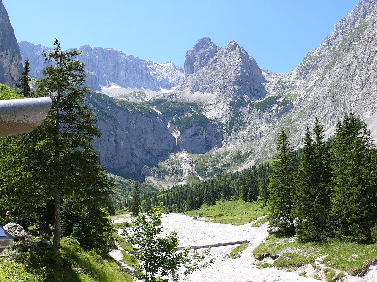 Egynapos via ferrata túra a Rax-Alpokban