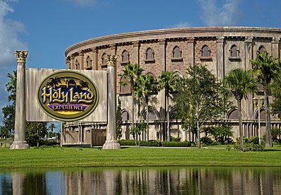 Church of All Nations - Holy Land Experience