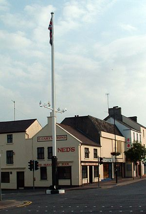 Holywood - The Maypole and Ned's Bar