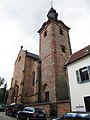 Homburg Protestantische Kirche 01 2012-06-05.JPG