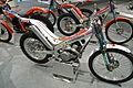 Honda Trial Motorcycles 4 in the honda collection hall..JPG