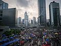 Hong Kong Umbrella Revolution -umbrellarevolution -umbrellamovement -occupyhk -occupyhongkong (15468627152).jpg