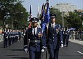 Honor guard marches in Chicago (14924414751).jpg