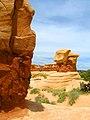 Hoodoos in Devil's Garden DyeClan.com - panoramio (1).jpg
