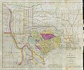 Hooker Map of the State of Coahuila and Texas 1836 UTA.jpg