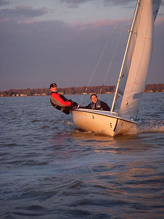Hope College - The Hope Sailing club is one of the many clubs at Hope.