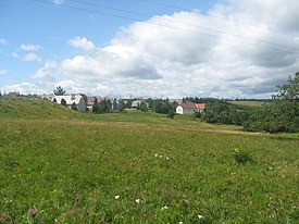 Hora svatého Ševestiána (Czech Republic) from North.jpg