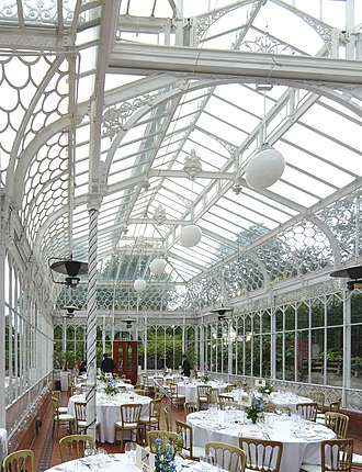 Cecil B. Day Butterfly Center - Image: Horniman Museum Conservatory