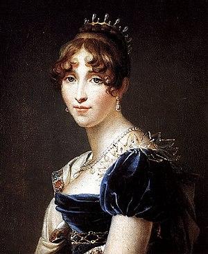 Hortensia, Reina consorte de Luis Bonaparte, Rey de Holanda