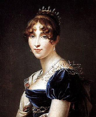 Hortense de Beauharnais - Image: Hortense de beauharnais